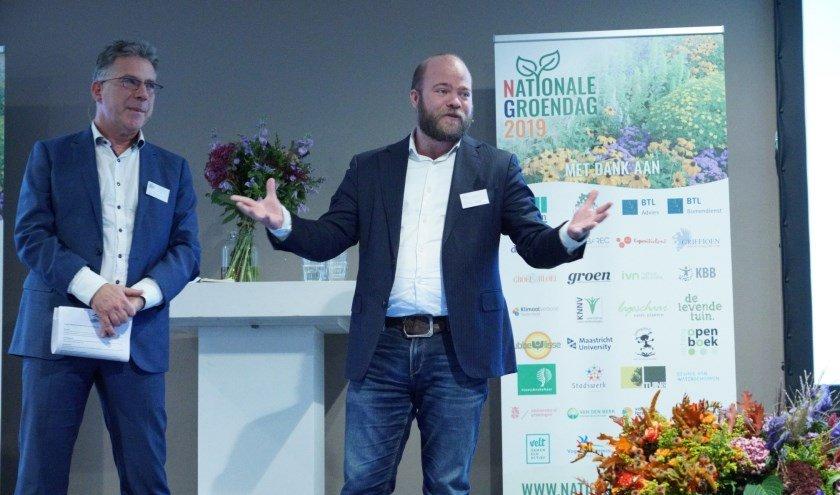 Nationale groendag congres biodiversiteit